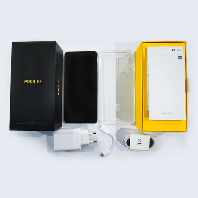 "Versão global poco f3 5g smartphone snapdragon 870 octa núcleo 128gb/256gb rom 6.67 ""120hz e4 amoled tela 4520mah bateria nfc 6"