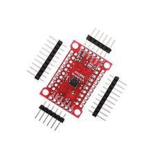 Sx1509 16 canais i/o módulo de saída e teclado gpio nível tensão led driver