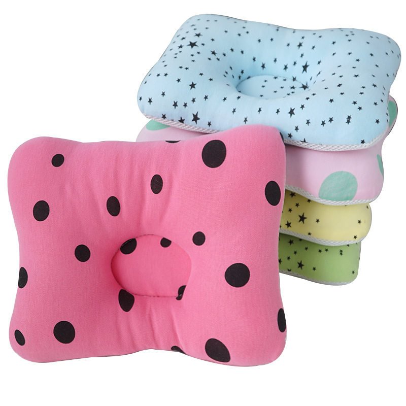 Breathable Baby Pillow Kids Room Decoration Feeding Nursing Pillow Cushion Newborn Child Sleeping Head Protection Kids' Things