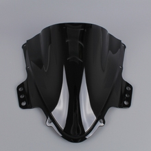 Motorcycle Wind Deflectors shield Windshield WindScreen Double Bubble for SUZUKI GSX-R1000 GSX R1000 2005-2006