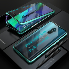 Double-sided Glass Magnetic Case for OPPO