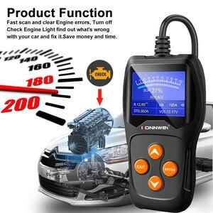 Image 4 - جهاز اختبار بطارية السيارة, أدوات بطارية 12 فولت للسيارة سريعة لشحن الكرنك