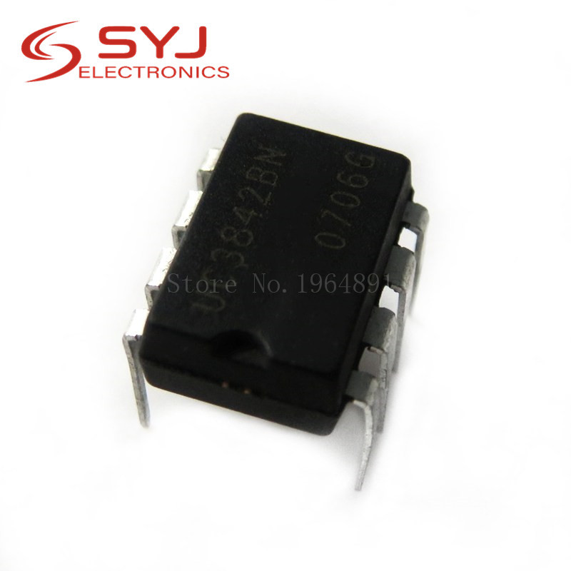 10 pcs/lot UC3842AN UC3842BN UC3842 UC3842A UC3842B UC3842 DIP-8 En Stock