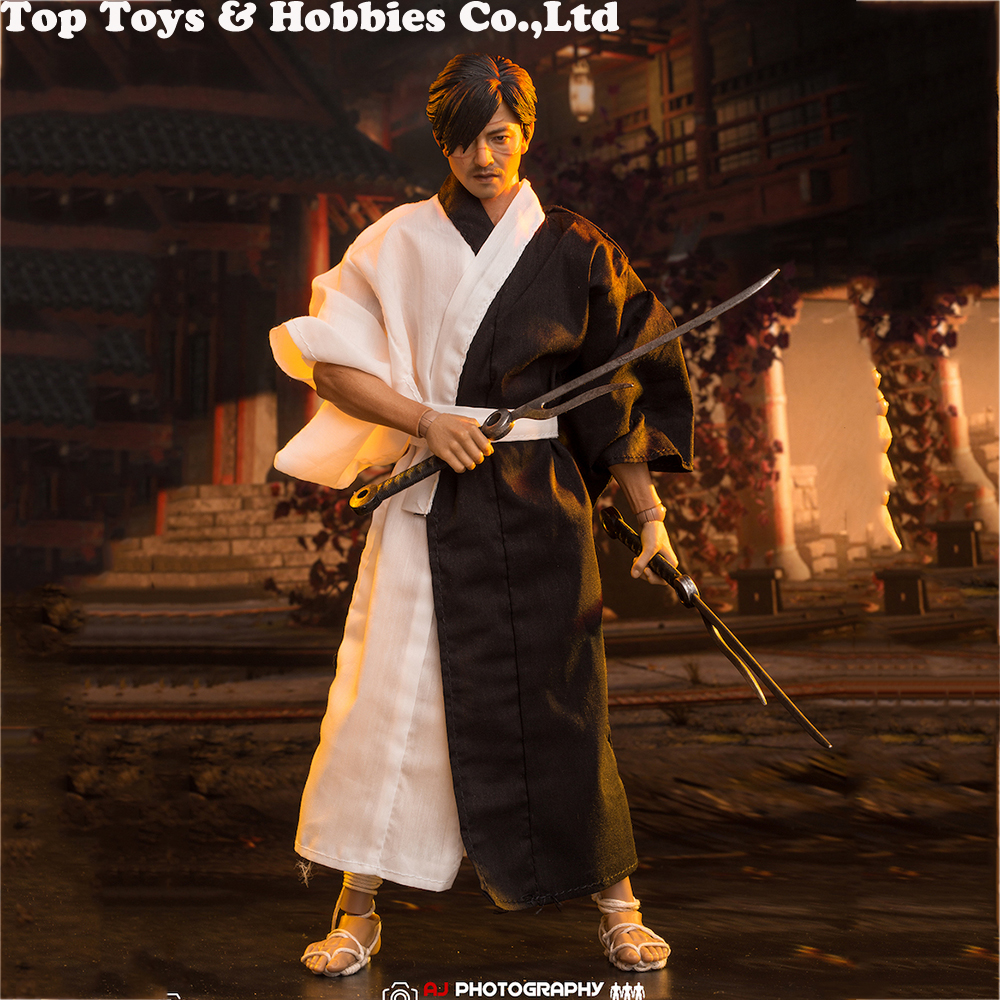 Full Set 1/6 Scale Japanese Action Figure Blade Of Ronin Japan 12inch For Collectible Gift Dolls TOYSDAO TD-03 Figure Doll