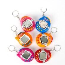 Горячее предложение! Распродажа! Тамагочи электронные питомцы игрушки 90S ностальгические 49 домашних животных в одном виртуальном кибер домашних животных игрушка смешная игрушка