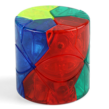 Moyu Mofang Classroom Column Redi Magico cubes Transparent Shape Cube Specail Game Cubes Educational Toys for Children Kids