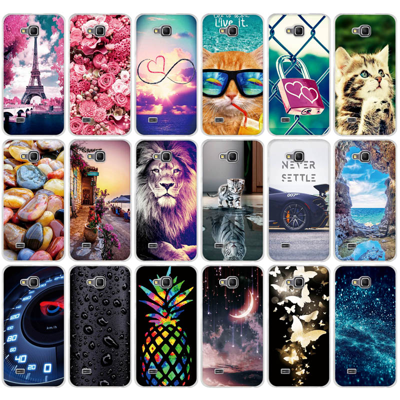 Soft TPU Silicone Phone Cases For ZTE Blade AF3 A3/ZTE Blade A5 A5 pro Cover AF 3 C341 T221 Cover Skin Bag For ZTE Blade A5 Case image
