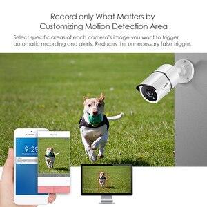 Image 5 - ZOSI H.265 4K 8CH Ultra HD CCTV nadzoru DVR 4IN1 cyfrowy rejestrator wideo detekcja ruchu dla 5MP 8MP analogowy kamera