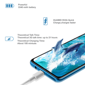Image 5 - Huawei P30 Lite 4GB 64GB Smartphone Global Version 6.15 inch NFC with Google Play Mobile phone OTA Update Android 9 24MP Camera