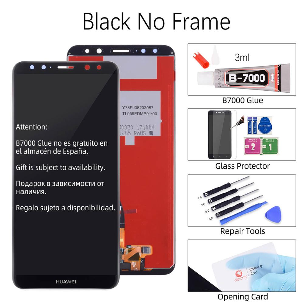 HUAWEI Mate 10 Lite LCD Touch Screen with Frame Original Display Huawei Mate 10 Lite Display LCD Nova 2i RNE-L21 Replacement