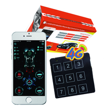 Car-Alarms-Compatible Start Stop Entry-Engine Cardot 4g Car Keyless Original New App