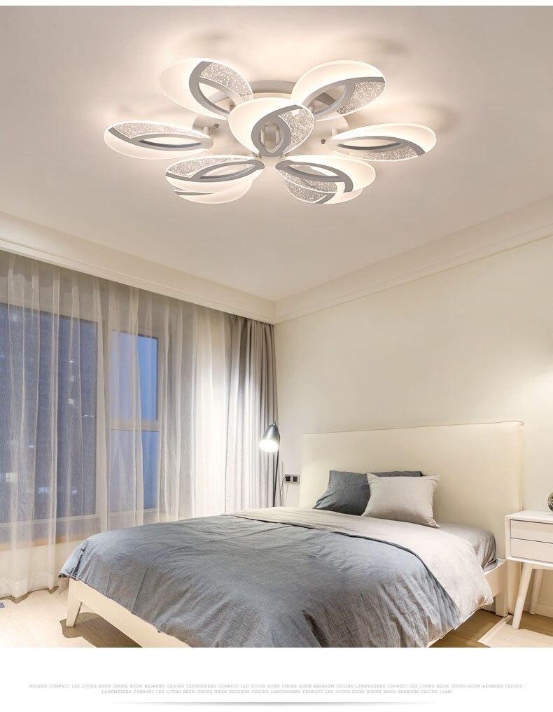 H8918e408d8b7407abec4a0d2a758d1c5i Nordic Ceiling lights Novelty post-modern for living room Fixtures bedroom aisle LED ceiling lamp Ceiling lighting