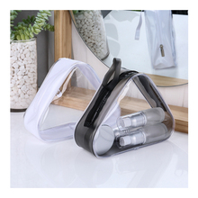 Transparent PVC Bags Travel Organizer Clear Makeup