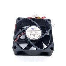 Ventilateur de refroidissement carré à 2 lignes, pour HDH0712UA dc 12v 0.35A