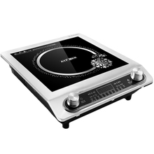 Induction Cooker Electromagnetic Furnace Household High power Quick fry 3000w Hot Pot Commercial Energy saving Battery Furnace