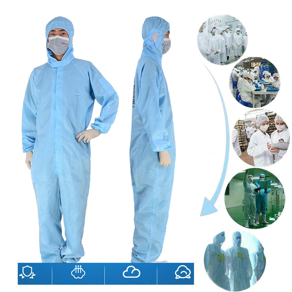 Disposable Protective Clothing as Coverall Medical Uniform and Isolation Suit for Nurse and Doctors 5