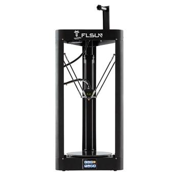 3D Printer Flsun QQ S PRO Delta Kossel Auto-Level Upgraded Resume Pre-assembly TFT 32bits board impressora 3d Drucker