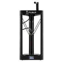 3D принтер Flsun QQ S PRO Delta Kossel, автоматическое восстановление, предварительная сборка, TFT 32 бита, плата impressora 3D Drucker