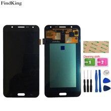 OLED LCD Display For Samsung Galaxy J7 2015 J700 SM J700 J700F J700M J700H LCD Touch Screen Digitizer Display Assembly
