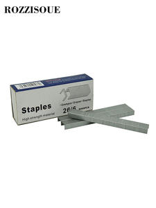 Staples 26/6 5000pcs/Box Metal Silver Binding-Supplies Grapas Normal Office-Stationery