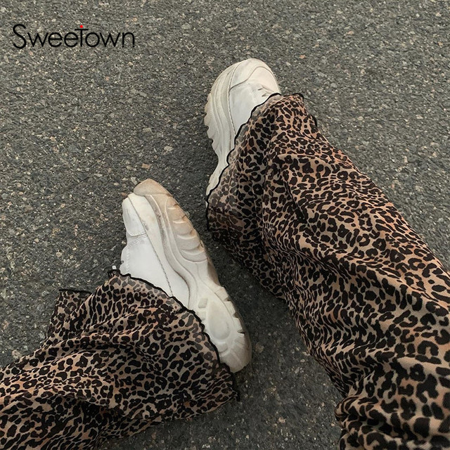 Sweetown Y2K Joggers  3