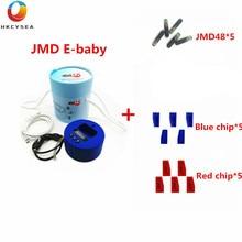 جهاز اختبار التردد JMD Ebaby ، جهاز توليد رقاقة التحكم عن بعد ، نسخة ID46/4D/48/70/83/72G/42/8C/11/12/13/33 ، مساعد دعم الشريحة الرئيسية