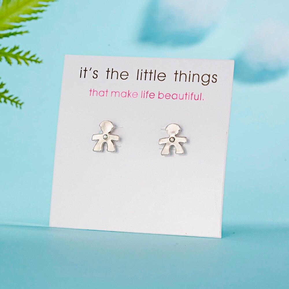 12 Pairs/set Stud Earrings Set With Card Transparent Zircon Balls Love Flowers Earrings Women Imulated Pearl Earrings Jewelry 129