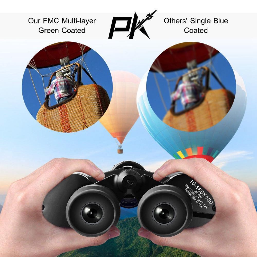 portátil binocular com caso r20