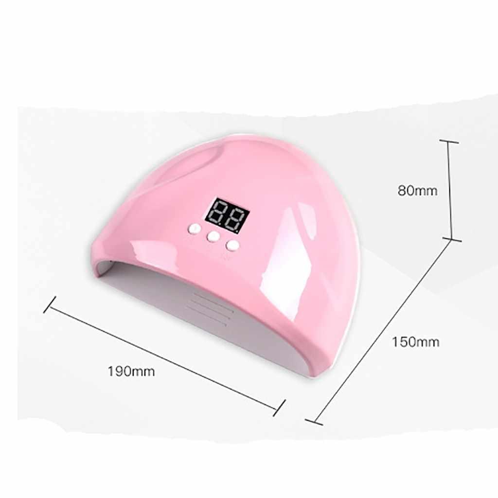 УФ светодиодный Светодиодная лампа для ногтей 36 Вт УФ гель для ногтей отверждения машинка для дизайна ногтей USB лампа Сушилка для гель-лака домашний салон Прямая доставка