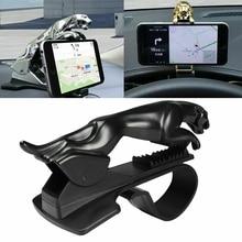 Gps-Stand Car-Smart-Phone-Holder Mount-Clip Dashboard Mobile-Phone-Bracket Adjustable