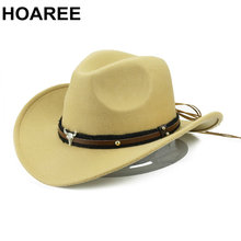 Hoaree Зима; Обувь в стиле «Вестерн» ковбойская шляпа для женщин