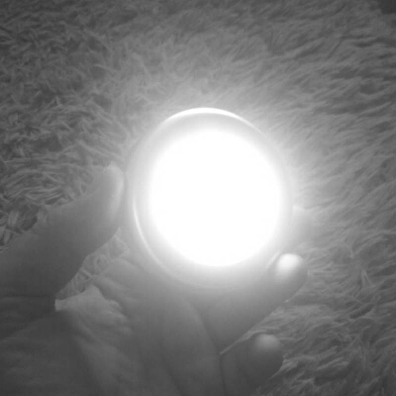 6 LED Night Light Motion Sensor Lamp Magnetic Wireless Detector Wall Lamps Auto On/Off Closet Hallway Wardrobe Cabinet Lights