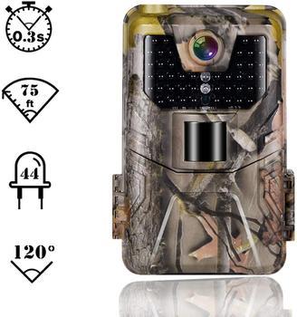 20MP 1080P Wildlife Trail Camera Photo Traps Night Vision Wireless Hunting Cameras HC900A Tracking Surveillance 1