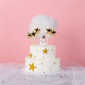 Image 4 - Décoration de gâteau danniversaire avec numéros de gâteau pour anniversaire, décoration de fête pour anniversaire 0 1 2 3 4 5 6 7 8 9 numéros de gâteau pour anniversaire