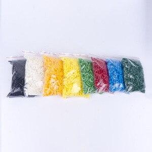 Image 5 - 1000/adet 00 # 3 # boş kapsül bitki kapsül kabuk yenilebilir nişasta kapsül boş kapsül dolu boş kapsül kabuk