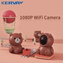 Wifi Camera Baby Monitor Surveillance Security Hidden Home Wireless Night-Vision 1080P
