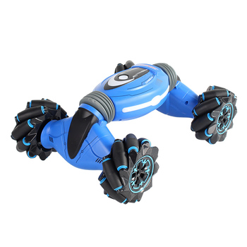 Kid Toy Gesture Control Double-Sided Stunt Car Gesture Sensing Twisting RC Deformation Car Vehicle Drift Toy Gifts