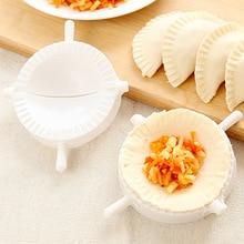 цены Home kitchen kit dumpling machine three pieces of dumpling mold Manual Pinch dumpling folder