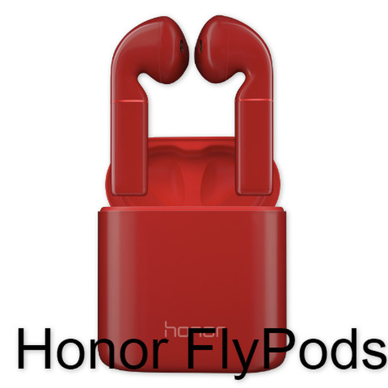 Оригинальные беспроводные наушники HUAWEI Honor FlyPods/Flypods Pro BluetoothTypeC гарнитура с музыкальным сенсорным двойным касанием
