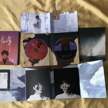 Sodagreen Wu Qing Feng Spaceman с автографом 1 альбом 122019