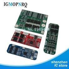 3S 10A 20A 25A 30A литий-ионный аккумулятор 18650 зарядное устройство PCB плата защиты BMS для двигателя сверла модуль литий-полимерных элементов