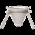 Tiatrisan Outdoor Titanium Coffee Filter Camping Detachable Travel coffee filter