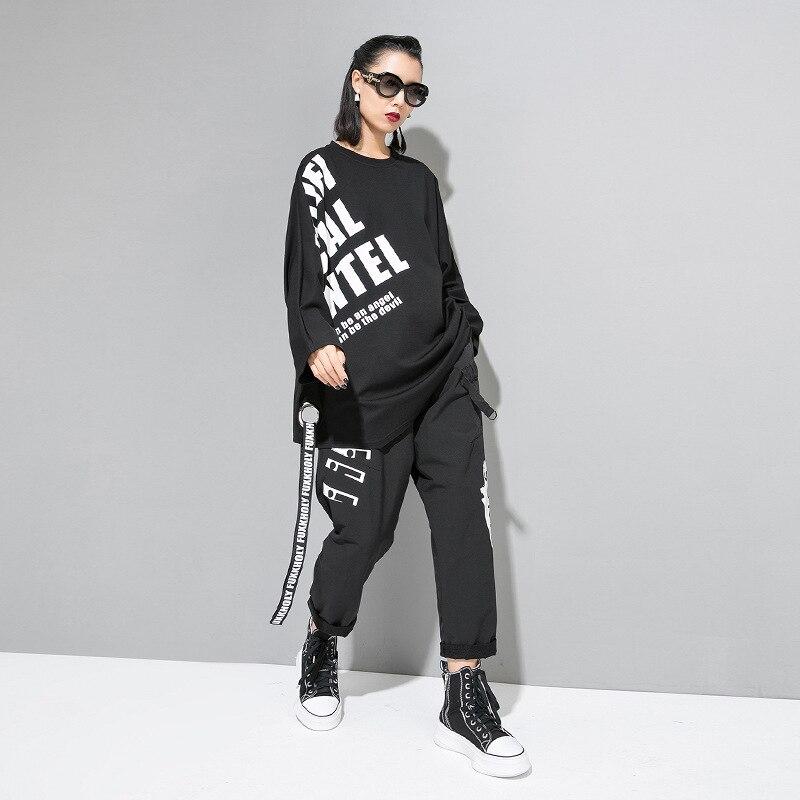 Image 4 - Max LuLu Fashion 2019 Korean Style Autumn Clothes Ladies Tops Tees Womens Printed Loose Kawaii T Shirts Casual T shirt Plus SizeT-Shirts   -
