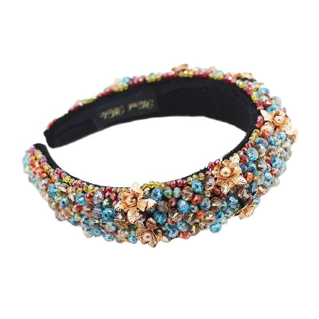 Full Crystal Luxurious Limited Edition Hairbands  5