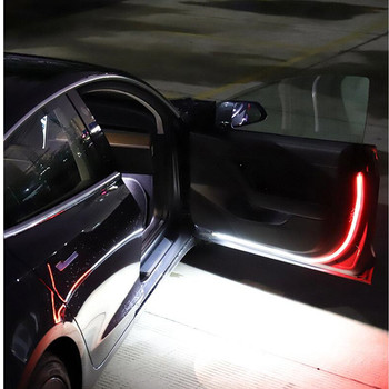 new hot LED Car Opening Door Safety Warning Lights FOR Mercedes W203 W211 W204 W210 W124 GLA Lexus IS250 RX300 RX350 RX NX image