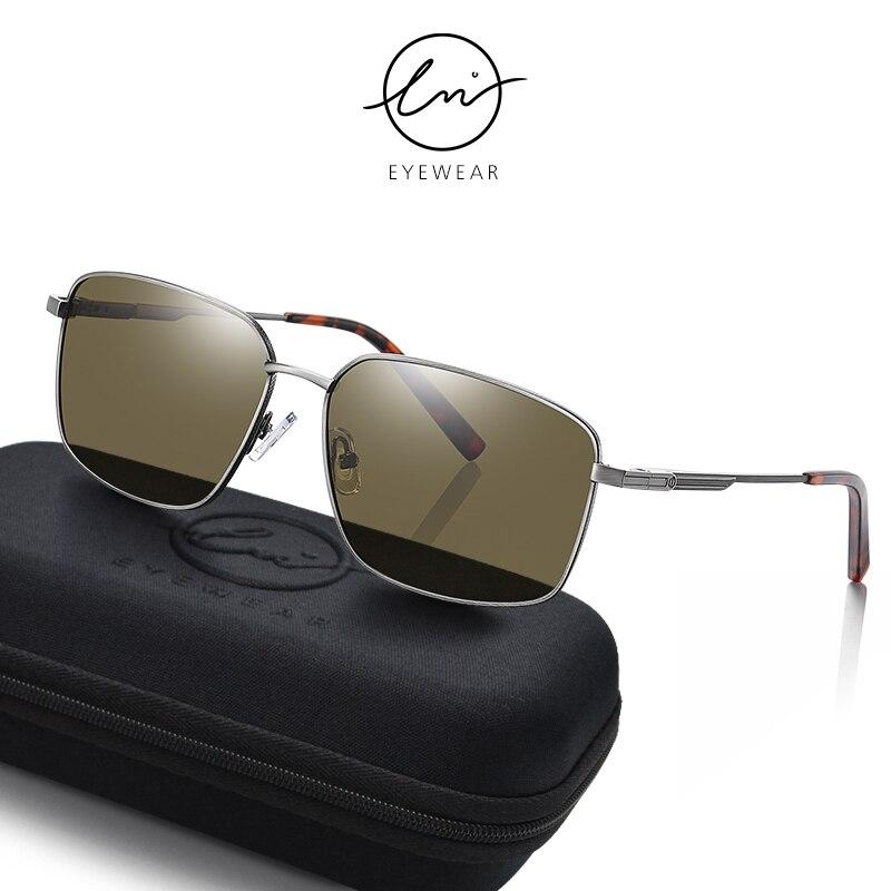 LM 2021 spolaryzowane okulary mężczyźni kobiety nowa moda Ocena obiektyw okulary z akcesoriami Unisex okulary jazdy óculos de sol