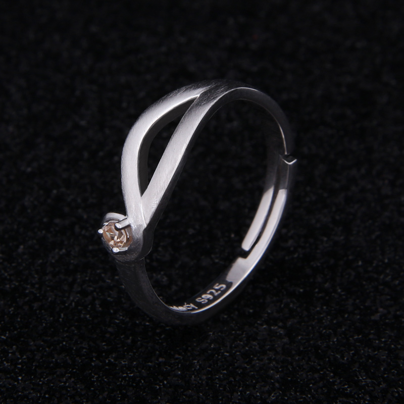 Image 2 - Anime Bungo Stray Dogs Osamu Dazai Ring Adjustable Silver Cosplay  Prop New Figure 925 Sterling Silver Ring Xmas GiftRings   -