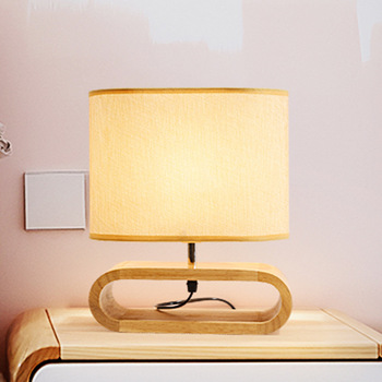 Modern Wood Table Lamps for Living Room Nordic Wooden Led Stand Desk Light Fixtures Bedroom Bedside Lamp Lighting Home Decor E27