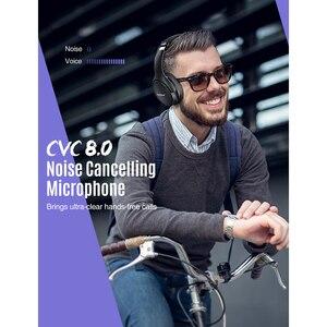Image 4 - Mpow H19 IPO אלחוטי אוזניות ANC רעש ביטול אוזניות HiFi סטריאו Bluetooth 5.0 אוזניות עם 30H למשחק עבור Iphone 11