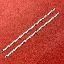 2 PCS LED Backlight strip for LC 50LE442U V500HJ1 LE1 V500HK1 LS5 4A D078708 D078707 D071072 V500H1 LS5 TLEM4 TREM4 TLEM6 TREM6